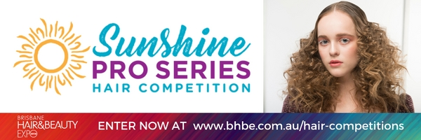 TICKETS ON SALE NOW TO ENTER THE BRISBANE HAIR & BEAUTY EXPO SUNSHINE PRO SERIES  HAIR COMPETITION