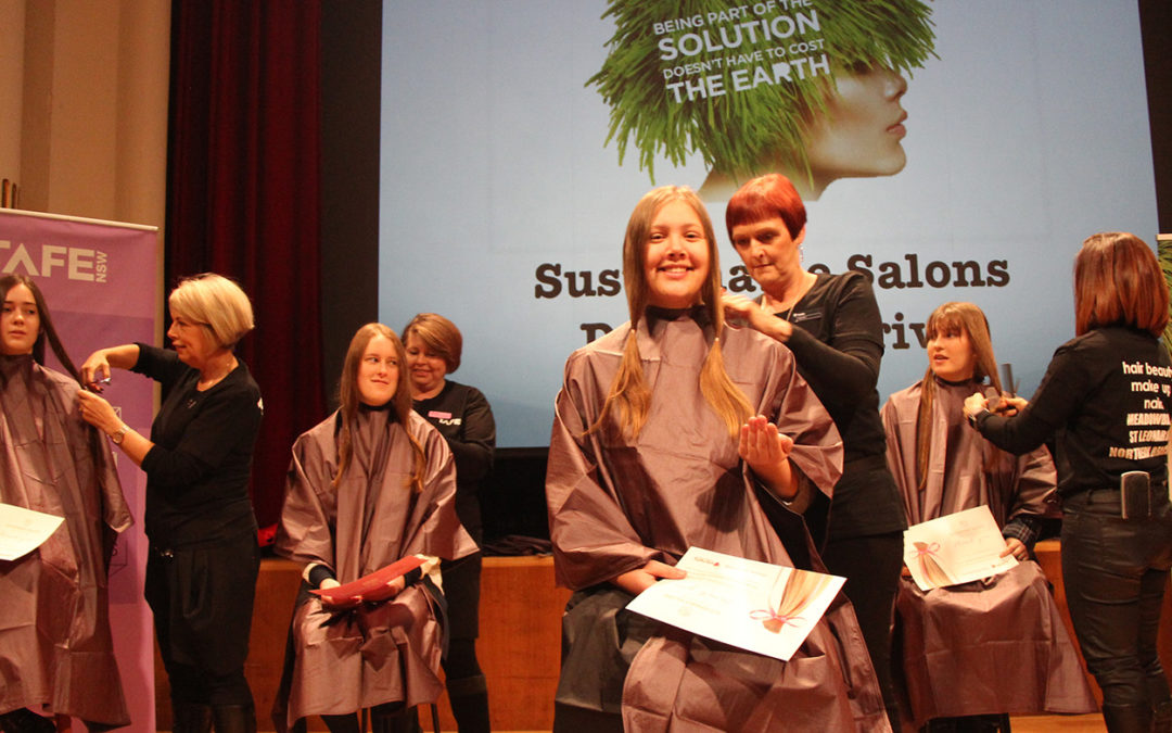 SUSTAINABLE SALONS AUSTRALIA + MIG…ONE YEAR ON AND GOING STRONG