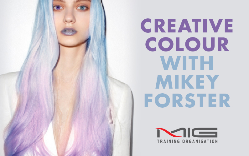 MIG's 2018 SHORT COURSES CONTINUE WITH MIKEY FORSTER'S CREATIVE COLOUR