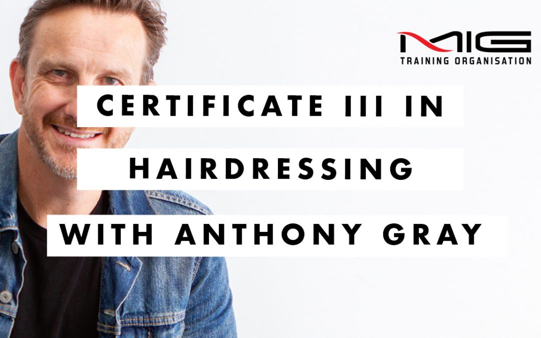 Certificate III in Hairdressing