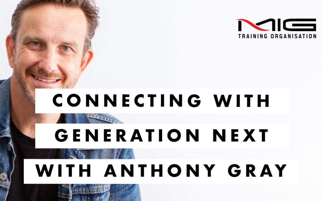 Connecting with Generation Next