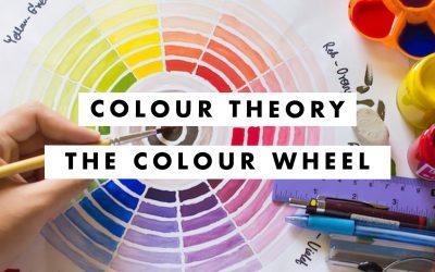 The Colour Wheel and Hair Colour