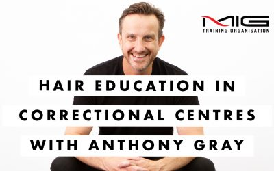 Hair Education in Correctional Centres