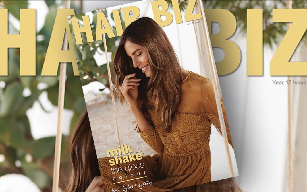 Hairbiz Year 15 Issue 4 Out Now